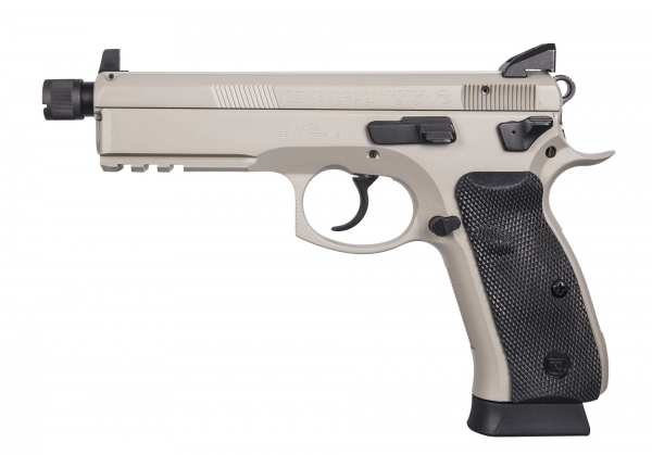 Pistolet CZ 75 SP01 Tactical URBAN Grey calibre 9x19