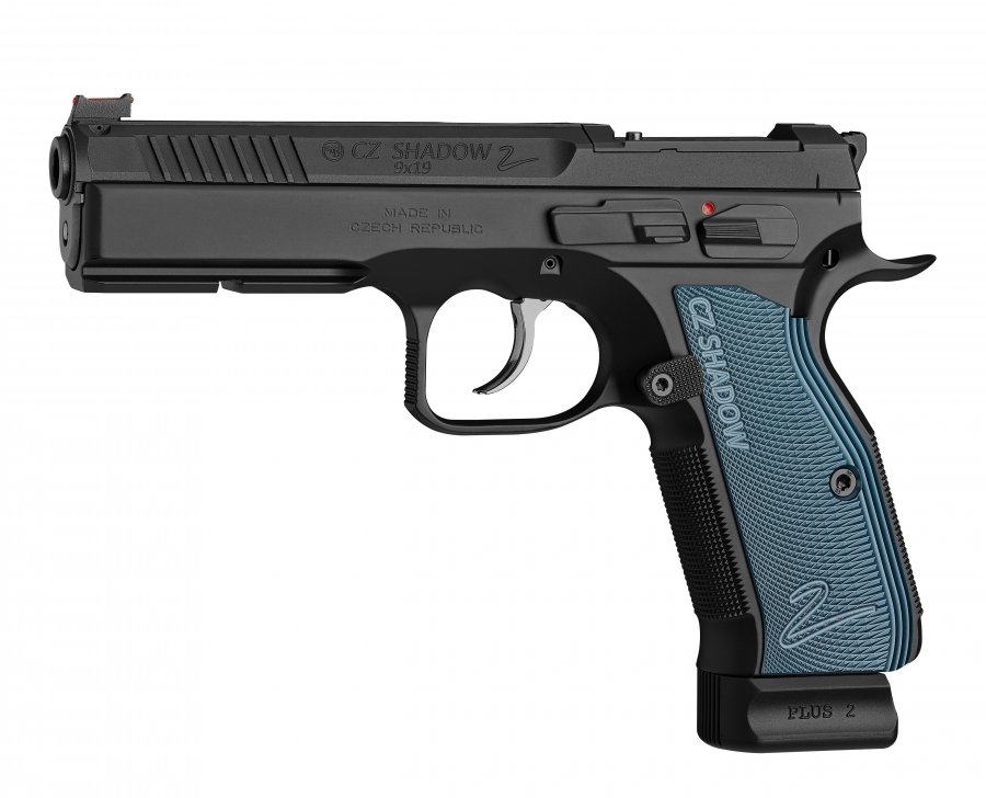 Pistolet CZ 75 Shadow 2 OR