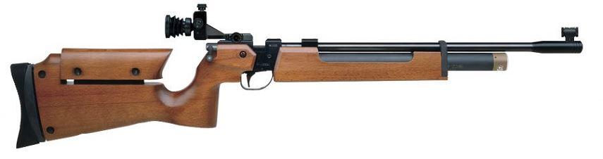 Carabine CZ 200T avec dioptre cal.4,5mm � air pr�-comprim�