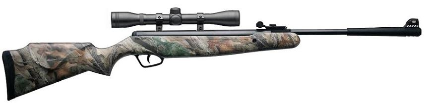 Carabine STOEGER X20 COMBO Camo ''lunette BAUER 4x32''