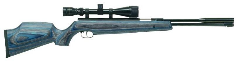 Carabine � air comprim� WEIHRAUCH HW 97K Lamell� ''lunette BAUER 3-9x40''