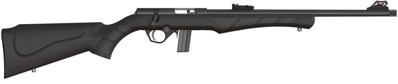 Carabine cal.17 HMR ROSSI mod.8117 Synthetique