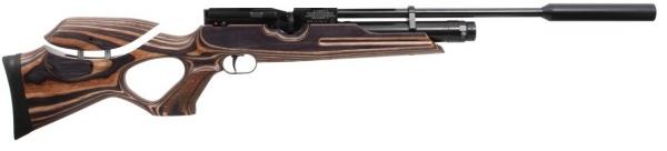 Carabine PCP WEIHRAUCH HW100 TK FAC Lamellé (35 joules) cal.5,5mm
