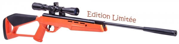 Carabine � plombs CROSMAN BLAZE Orange Nitro Piston cal.4,5mm