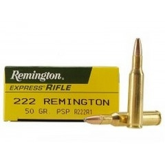 REMINGTON 222 Rem PSP 50gr