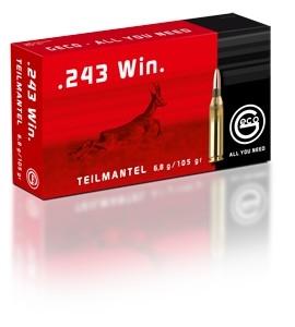GECO 243 WIN 1/2 Blind�e 6,8 gr