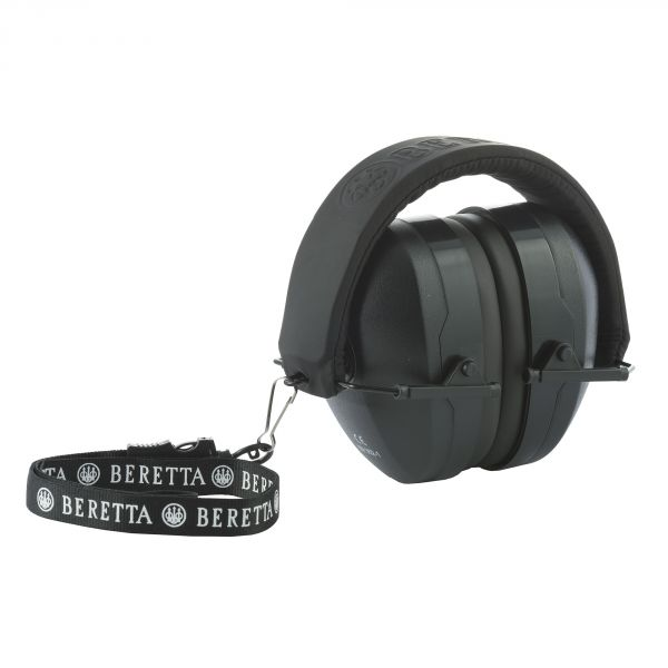Casque Anti-Bruit BERETTA GridShell Black