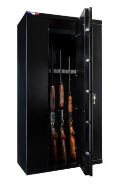 Coffre pour armes CTS Bisontin 14 armes (80 kg)