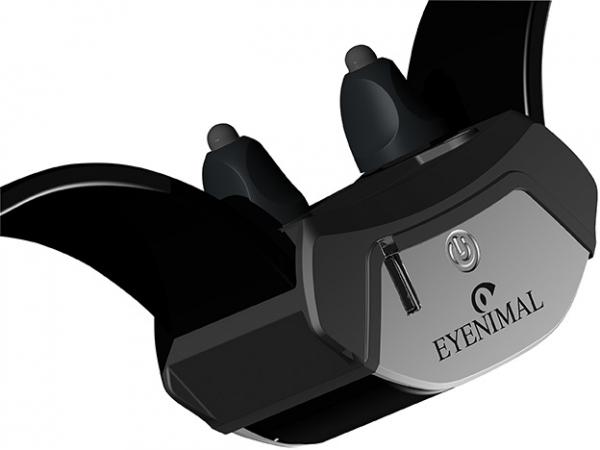 Collier anti-aboiement EYENIMAL Small Bark Control