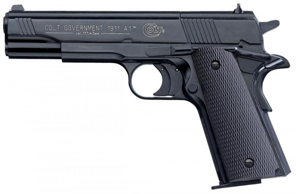 Pistolet COLT Government 1911 A1 Bronzé UMAREX Cal 4.5mm