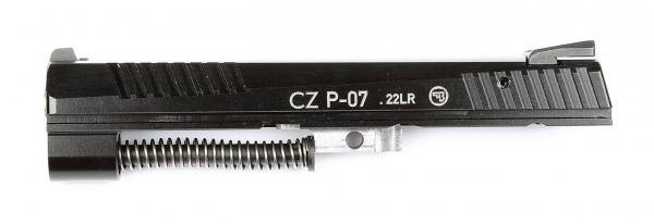 Conversion cal.22 Lr pour CZ P-07