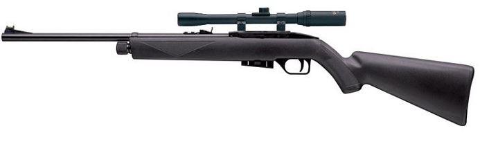 Carabine Co2 Mod.1077 Cal.4,5mm '' lunette LYNX 4x20'' CROSMAN