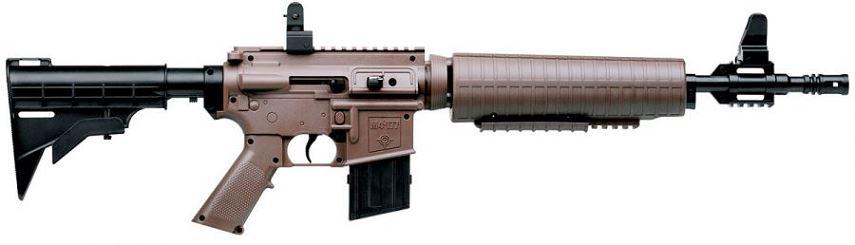 Carabine � plombs CROSMAN M4-177 ''TAN'' cal.4,5mm