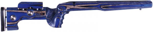 Crosse GRS Sporter Varmint Mod. CZ 455 (noir / bleu)
