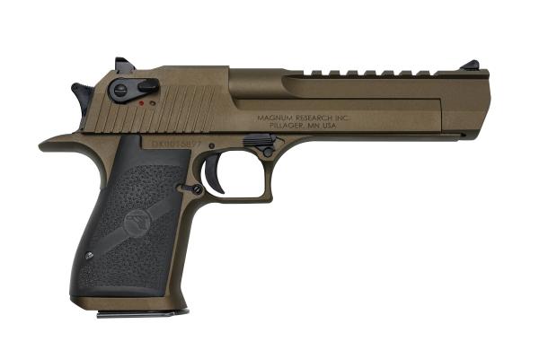 Pistolet DESERT EAGLE Burnt 6