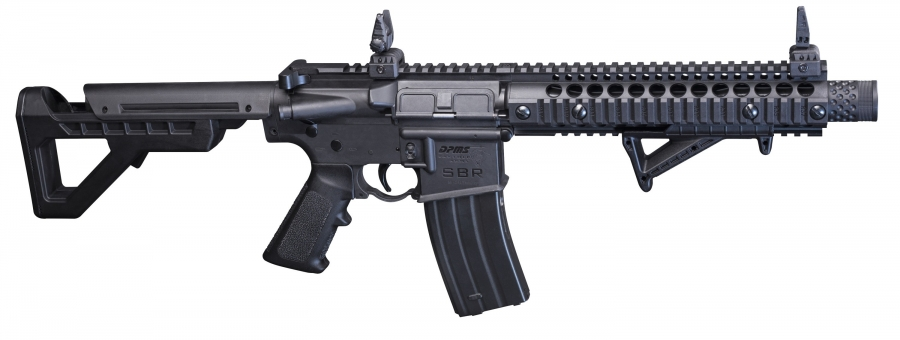 Carabine CROSMAN DPMS SBR Full Auto cal.4,5mm BB'S