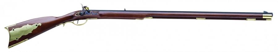 Fusil à poudre noire PEDERSOLI KENTUCKY à percussion en kit Cal .45