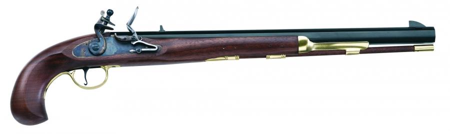 Pistolet à poudre noire PEDERSOLI Bounty à silex Cal.45