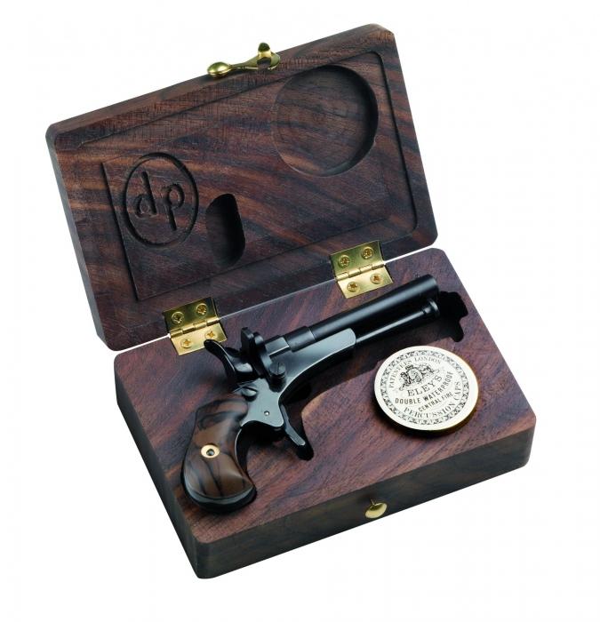 Coffret Derringer PEDERSOLI Guardian Pocket - Cal.4,5 mm