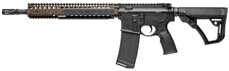 DANIEL DEFENSE M4A1 Brown/Black Mil Spec 14.5
