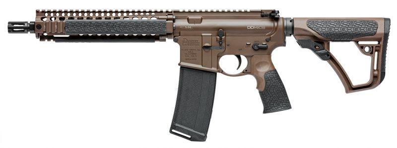 DANIEL DEFENSE M4 MK18 Brown 10.3