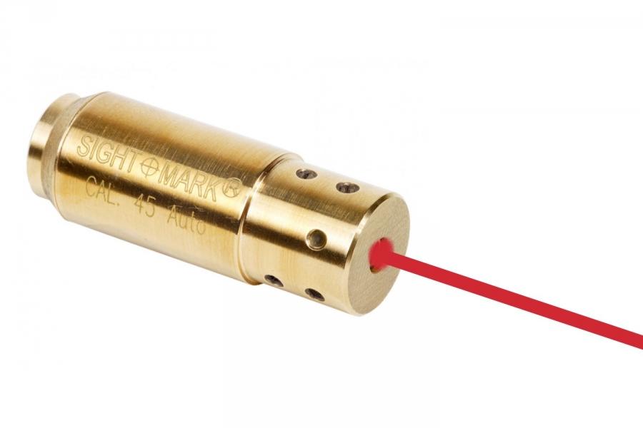 Laser de réglage SIGHTMARK Boresight cal.45 ACP