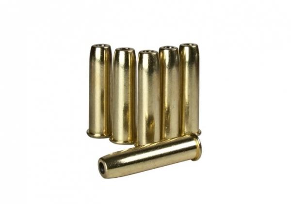 Douilles cal. 4,5mm COLT Peacemaker SAA.45 (Blister de 6)