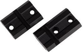 Embases Weaver Remington 700 - CZ 550 - MAUSER 94 et 96 - SABATTI Rovern°35 - n°36 (la paire)