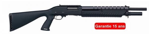 Fusil à pompe FABARM SDASS MARTIAL (46 cm) cal.12/76