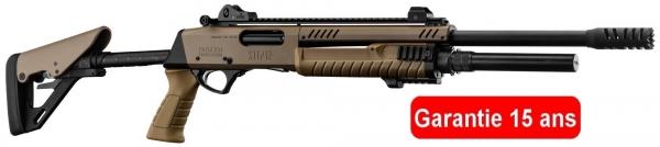 Fusil à pompe FABARM STF12 Télescopique Tactical Professionnal