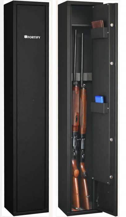 Coffre FORTIFY Delta 4 armes (38 kg)