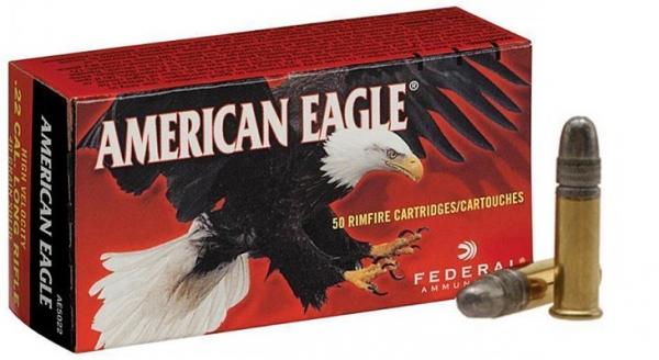 FEDERAL 22 Lr American Eagle /50