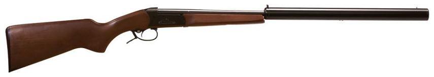Fusil BAIKAL IJ18 Bois (1 coup) Custom cal.410 mag