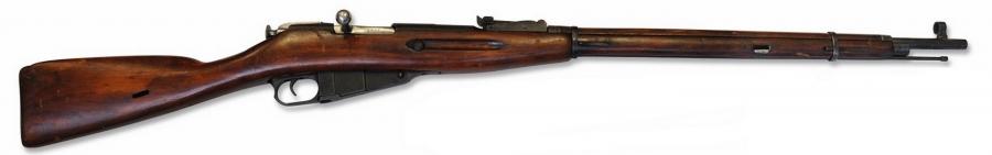 "Fusil MOSIN NAGANT 1891/30 CAL 7.62x54R ""Arsenal IZHEVSK"""