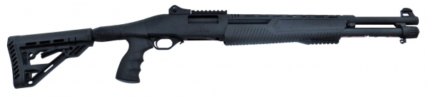 Fusil � pompe ARMSAN RS-X2 Bronz� cal.12/76 (canon de 56cm)