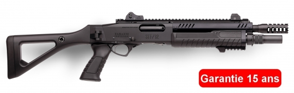 Fusil � pompe FABARM STF12 Compact Professionnal 11
