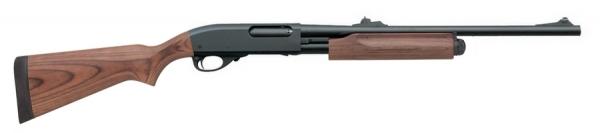 Fusil � pompe REMINGTON 870 Bois Slug cal.12/76 (canon ray� de 51 cm)