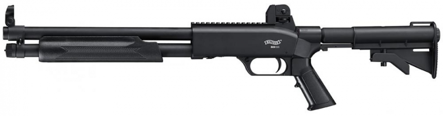 Fusil à pompe WALTHER SG68T4 ''Pack'' (16 joules)