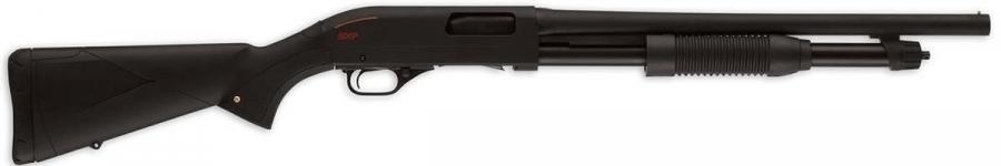 Fusil à pompe WINCHESTER SXP Defender cal.12/76 (canon de 46cm)