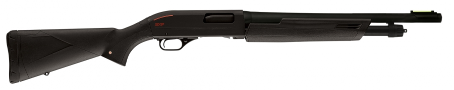Fusil à pompe WINCHESTER SXP Tracker Rifled cal.12/76 (canon de 46cm)