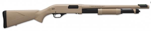 Fusil à pompe WINCHESTER SXP Desert Defender cal.12/76 (canon de 46cm)