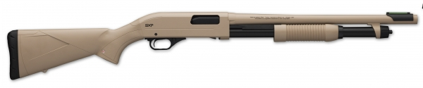 Fusil � pompe WINCHESTER SXP Desert Defender cal.12/76 (canon de 46cm)