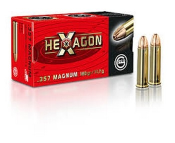 GECO cal. 357 Magnum HEXAGON