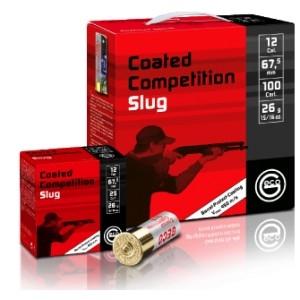 Cartouches GECO Slug Comp�tition cal.12 (boite de 100)