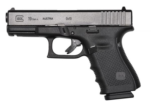 Pistolet GLOCK 19 Gen4 cal.9x19