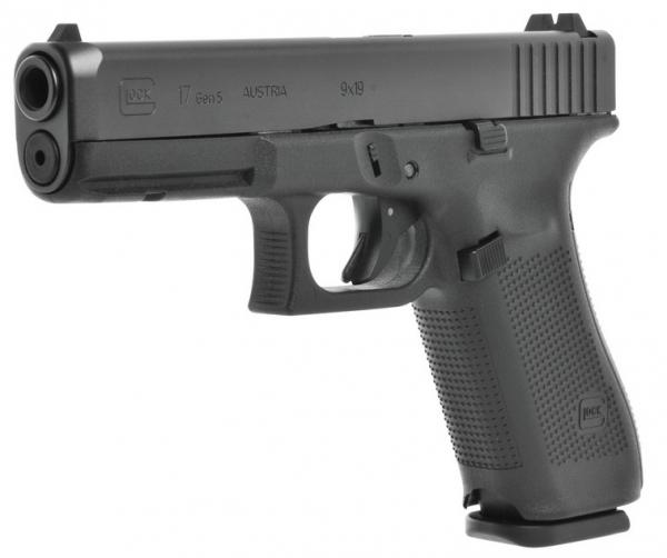 Pistolet GLOCK 17 Gen5 cal.9x19