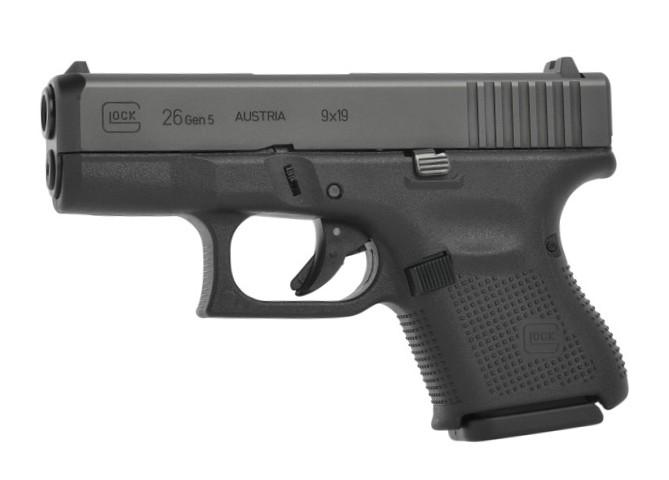 Pistolet GLOCK 26 Gen5 cal.9x19