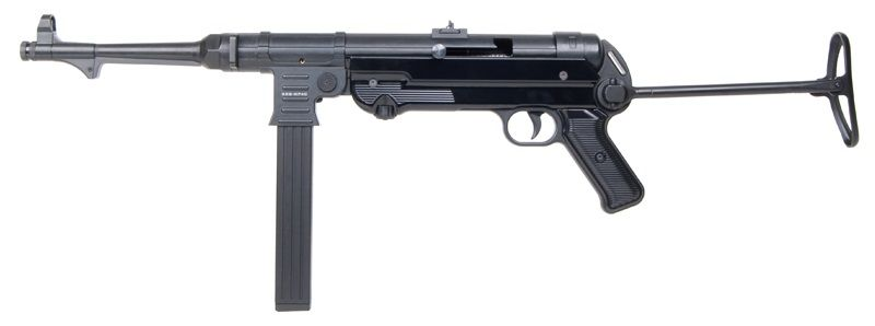 Pistolet mitrailleur GSG MP40 cal.22 Lr