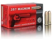 GECO cal. 357 Magnum FMJ Round Nose