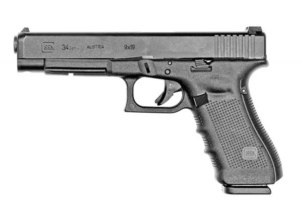 Pistolet GLOCK 34 Gen4 cal.9x19